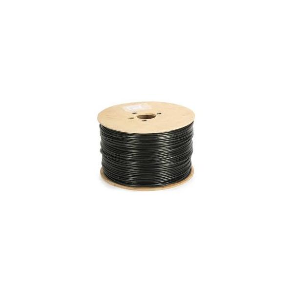 Cablu FTP CAT 5E cu sufa si alimentare 2x0.75mm