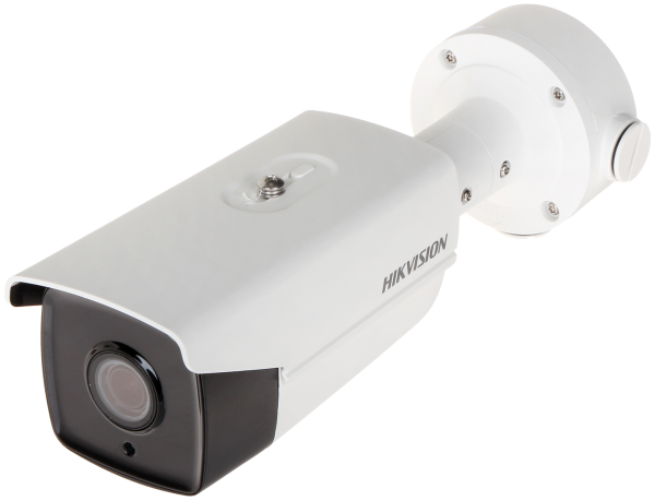 Camera supraveghere IP exterior Hikvision Darkfighter TurboHD DS-2CD4B26FWD-IZS, 2 MP, IR 30 m, 2.8 - 12 mm, zoom motorizat