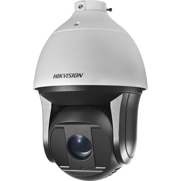 Camera supraveghere IP Speed Dome Hikvision DS-2DE5225IW-AE, 2 MP, IR 150 m, 4.8-120 mm, 16 x + suport