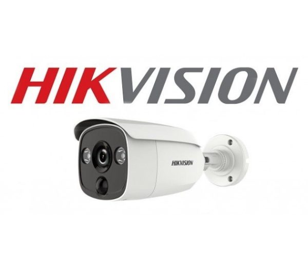 Camera Turbo HD Hikvision DS-2CE12D8T-PIRL 2MP, 2.8mm, IR EXIR 20m, WDR 120dB, senzor PIR integrat