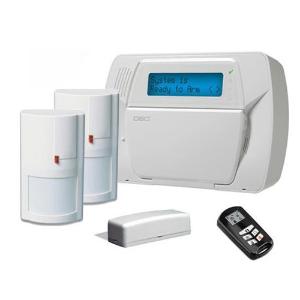 kit sistem alarma