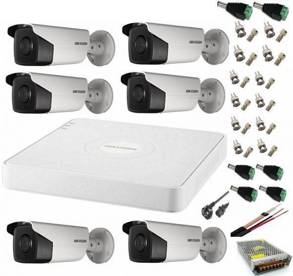 Sistem supraveghere video Hikvision 6