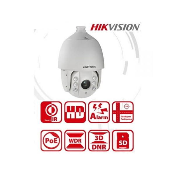 Camera supraveghere Speed Dome IP PTZ 4MP Hikvision DS-2DE7430IW-AE