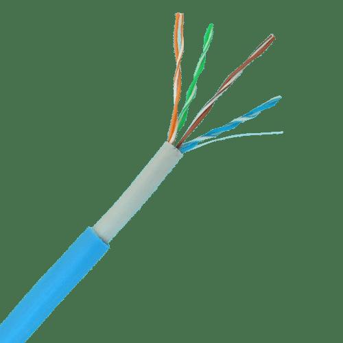 Cablu UTP DE EXTERIOR, cat 5E, CUPRU 100%, 305m
